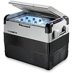 DOMETIC CFX65 WIFI Glacière-Congélateur portable à compression, 60L, 12/24/230V, +10°C à -22°C, p455xh561xl725mm, Norme FR, [Classe énergétique A++]