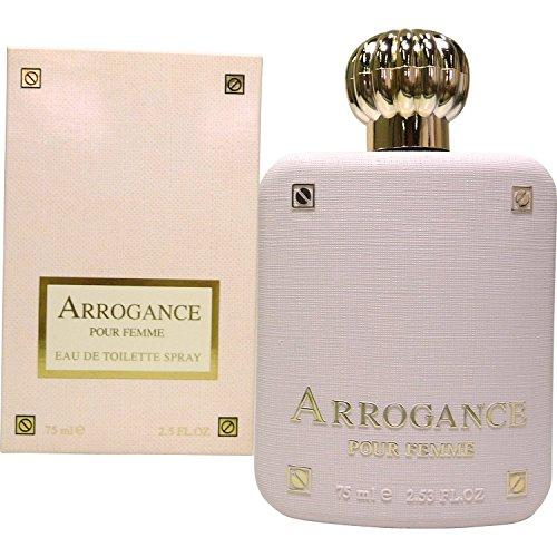 ".""Arrogance"