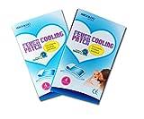 LisaCare Kühlpflaster kühlendes Pflaster 8 Stk. - ideal für Kinder, bei Kopfschmerzen & Migräne (8)