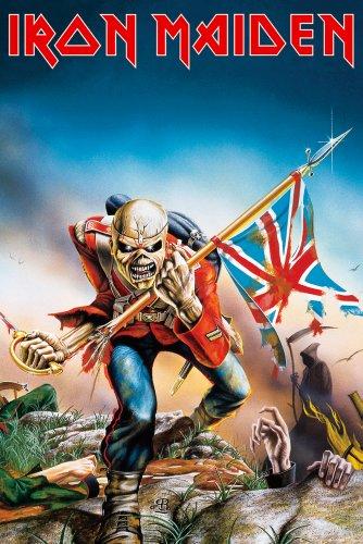 GB eye LTD, Iron Maiden, Trooper, Maxi Poster, 61 x 91,5 cm