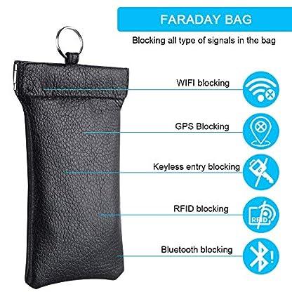 flintronic-Mini-RFID-Keyless-Go-Schutz-Autoschlssel-Faraday-Tasche-Auto-Signal-Keyless-Blocker-Schutzhllen-fr-Kreditkarten-Bankkarten-WiFi-GSM-LTE-NFC-RFID-Schutzhlle