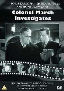 Colonel March Investigates [DVD]