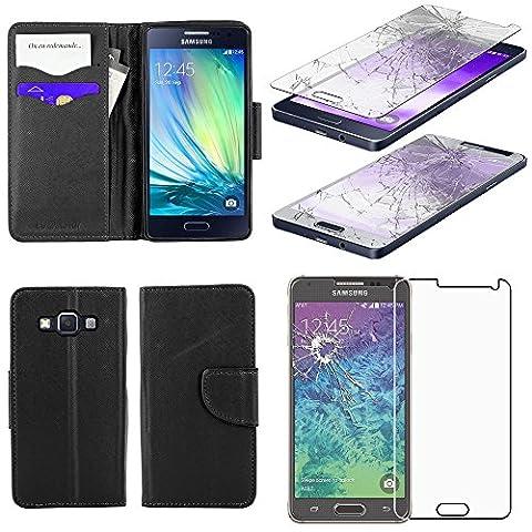 ebestStar - pour Samsung Galaxy A7 SM-A700F (2015) - Housse