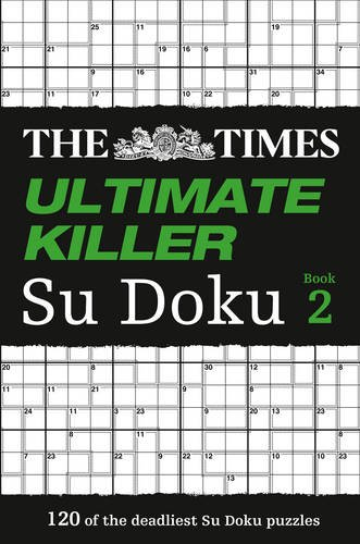The Times Ultimate Killer Su Doku Book 2 por The Times Mind Games