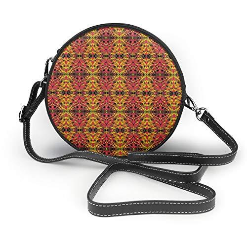 Handbags For Women,A Simmering Sun-Baked Landscape PU Leather Shoulder Bags,Tote Satchel Messenger Bags