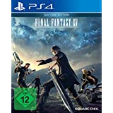 PS4: Final Fantasy XV - Day One Edition