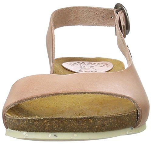 Jonny's Damen Naiara Slingback Sandalen Pink (NUDE)