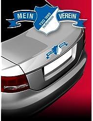 Fahrzeugaufkleber Aufkleber Verein TSG 1899 Hoffenheim