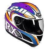 Casque Moto Intégral Billy NA Violet Taille L