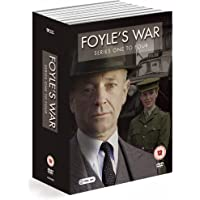 Foyle's War - Series 1-4 Complete Boxed Set