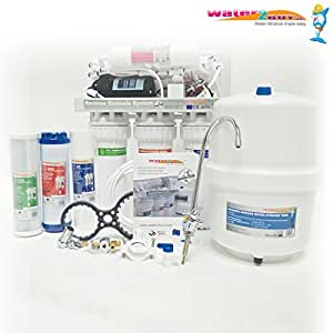 ★★★★★ Water Filter Reverse Osmosis unit RO600 5 Stage water treatment system with pump