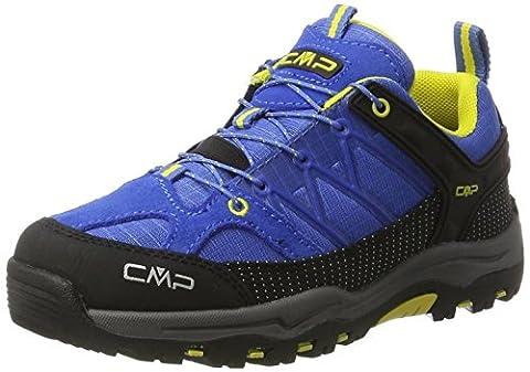 CMP Unisex-Erwachsene Rigel Trekking-& Wanderschuhe, Blau (Cobalto), 39 EU