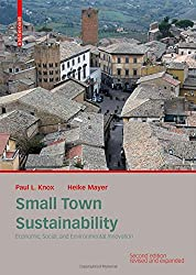 Small Town Sustainability: 2nd, revised and enlarged edition