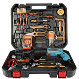 Werkzeugkasten Elektrische haushaltsbohrmaschine Handwerkzeug Set Hardware Toolbox Elektriker Holzbearbeitung mehrzweck Spezielle Wartungswerkzeug
