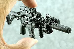 1//6 scale toy SCOPE Black Sniper Scope