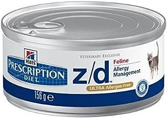 Hill's Hills Prescription Diet Feline z/d | 24x 156g Katzenfutter Nass