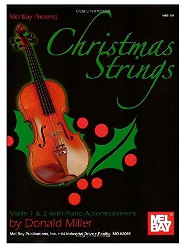 Weihnachten Saiten: Violine 1& 2mit Piano accomp.–Sheet Music
