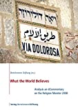 What the World Believes: Analyses and Commentary on the Religion Monitor 2008