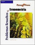 Problemas resueltos de econometría (Estadística)
