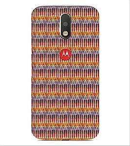 ifasho Designer Phone Back Case Cover Motorola Moto G4 :: Moto G (4th Gen) ( Hip Hop Star )