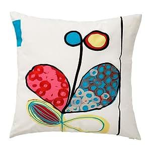 ikea eivor kvist coussin multicolore 55x55 cm cuisine maison. Black Bedroom Furniture Sets. Home Design Ideas