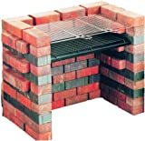 grill and charcoal tray for brick bbq. Black Bedroom Furniture Sets. Home Design Ideas