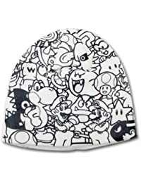 Nintendo - White, Various Characters - White - One Size