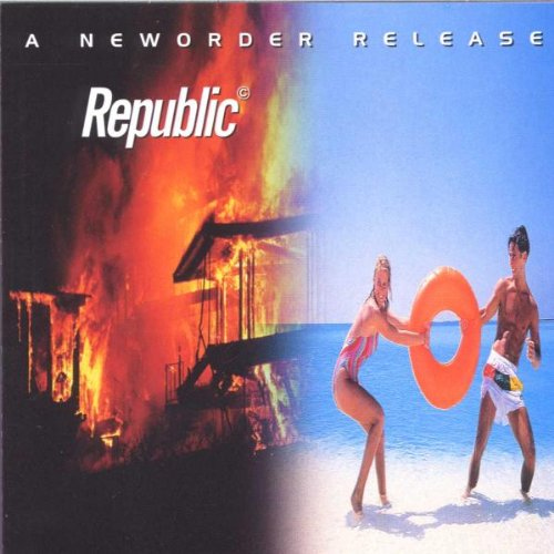 New Order: Republic (Audio CD)