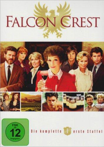 Falcon Crest - Staffel 01 [4 DVDs]
