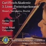 Wolfgang Amadeus Mozart: Konzert für Violine und Orchester A-Dur KV 219 - III. Rondeau. Tempo di Menuetto - Allegro - Tempo di Menuetto