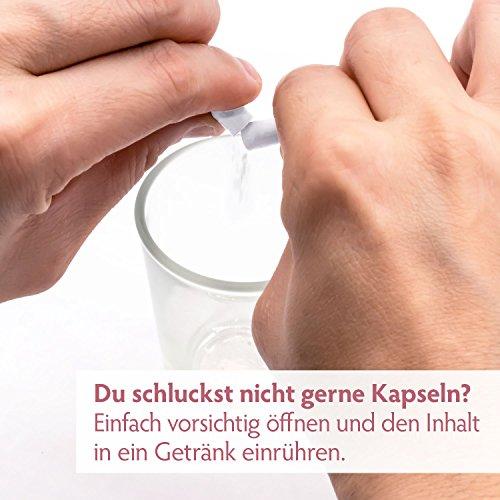 BabyFORTE Folsäure Plus + Vitamine Schwangerschaft + 60 Kapseln/Tabletten + Folsäure 800/400 + Vitamine Kinderwunsch + Folsäure Schwangerschaft - 6