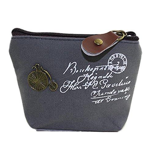Retro Frauen Dame Girl Geldbeutel Wallet Card Case Klassische Handtasche Geschenk (3)