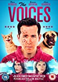 The Voices [DVD] (2014)