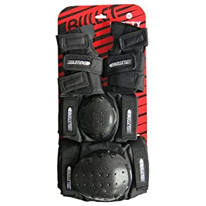 Bullet Erwachsene Protection ADULT Set, black