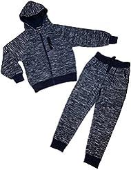 Warmer moderner Jogginganzug für Kinder, JF164e