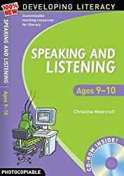 Speaking and Listening: Ages 9-10 (100% New Developing Literacy)