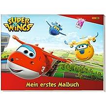 c3421d9200916 Super Wings  Mein erstes Malbuch