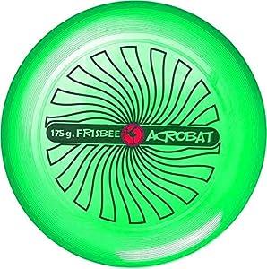 Eureka 515812 Acrobat Frisbee - Frisbee (27,5 cm), Color Verde