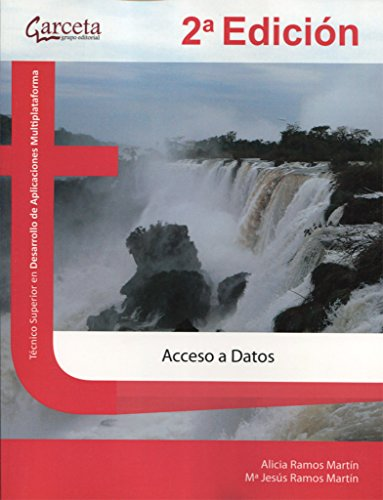 Acceso A Datos - Edición 2 por Alicia/Ramos martín, Mª Jesús Ramos Martín