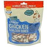 Good Boy Pawsley & Co Crunchy Chicken & Calcium Bones 350g (3 Pack)
