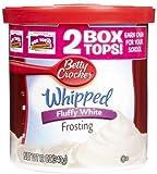 Betty Crocker Aufgeschlagener Flauschige weißer Zuckerguss