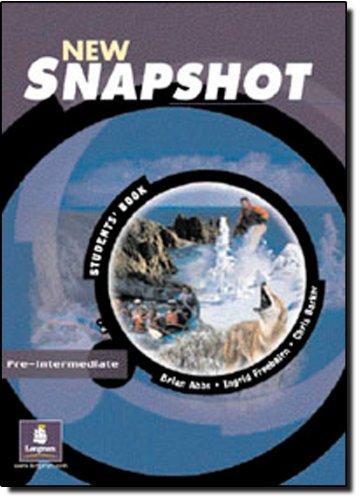 new-snapshot-pre-intermediate-students-book