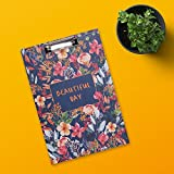 #3: Thinkpot Beautiful day Large Exam Writing Pad