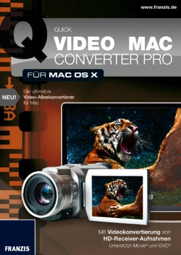 Quick Video Converter Pro MAC