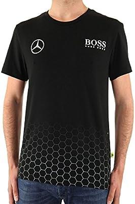 HUGO BOSS - MERCEDES - Camiseta Stretch para hombre