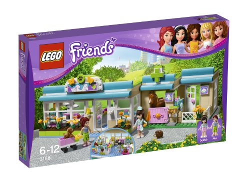 LEGO-Friends-3188-Heartlake-Vet