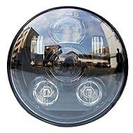 Specificazione: Potenza: 45W  Voltaggio: DC12V  Materiale: Alluminio Lumen: 4000LM(Abbagliante) & 2800LM (Anabbagliante )  Temperatura di colore:6000K -6500K Socket:H4 Materiale di Housing: Die-cast Alluminio Certificazioni:DOT  Attenzione: Non t...