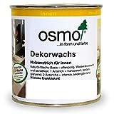 OSMO Dekorwachs Transparent 3102 Buche leicht gedämpft, 0,75 Liter