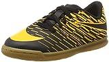 Nike Jr. Bravatax II IC, Chaussures de Football Mixte Enfant, Noir (Black/Laser Orange-Laser Orange), 38 EU