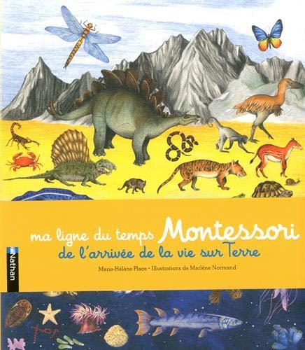 Ma ligne du temps Montessori - Frise Montessori - Dès 6 ans par  Marie-Hélène Place